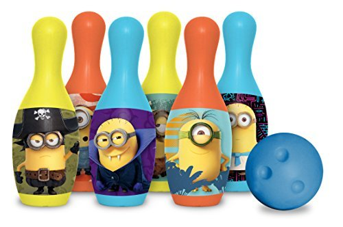 Minions Bowling Set by Hedstrom