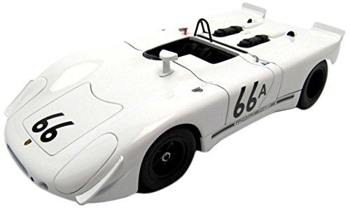 AUTOart - 87073 - Véhicule Miniature - Modèle À L'échelle - Porsche 908/02 - S. MC Queen Holtville - Echelle 1/18