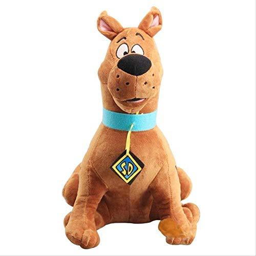 NC56 Plush Toys 36cm Cute Scooby Doo Dog Plush Toy Cute Soft Dolls Stuffed Animal Plush Toy Kids Birthday