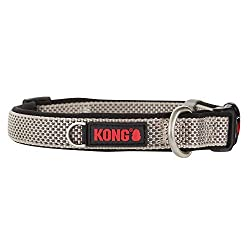 Kong Neoprene Padded Dog Collar