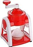 AGF Plastic ICE Gola Maker Slush Maker Set of 8 Manual Gola Maker Slush Maker for Crushed Ice Indian Dessert BPA Free