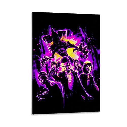 Póster decorativo de película de ciencia ficción, 60 x 90 cm