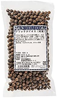 ブラックタピオカ(乾燥) / 150g TOMIZ/cuoca(富澤商店)