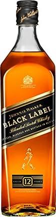 Whisky - Johnnie Walker Black 1L