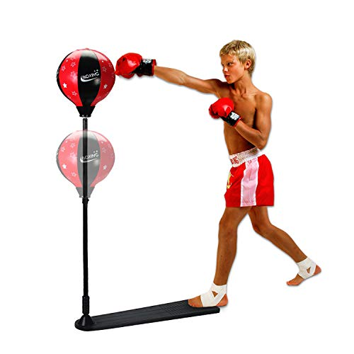 ViperGear Punching Bag for Kids | Kids Boxing Gloves and Punching Bag...