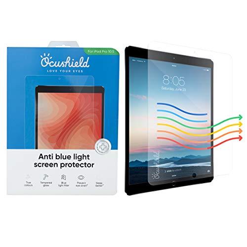 Ocushield Anti-Blaulicht Schutz - Apple iPad Schutzfolie, iPad Pro 10.5