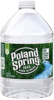 6-Pack Poland Spring 100% Natural Spring Water (101.4 Fl Oz)
