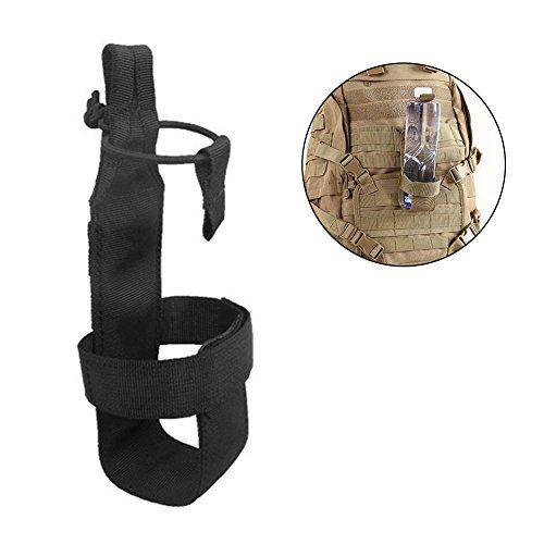 Outdoor Wasserflaschenhalter Beutel Einfache Tactical Military Wasserflaschenhalter Gürtel Flaschenträger für Wandern Camping Laufen