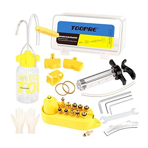 Kits de herramientas de bicicletas para el disco hidráulico de freno de...