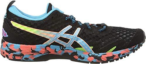 ASICS Damen Gel-Noosa Tri 12 Running Shoe, Black/Aquarium, 39 EU