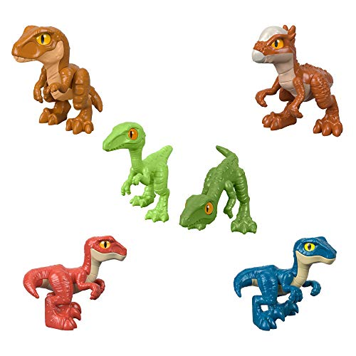 Fisher-Price Imaginext Jurassic World Dinosaur Hatchlings Gift Set