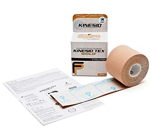 Kinesio Tex Gold Kinesiology Tape Certified Used by Professional Athletes...