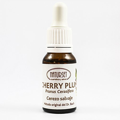 Cherry Plum-Seracifera-Cerezo Salvaje 15ml