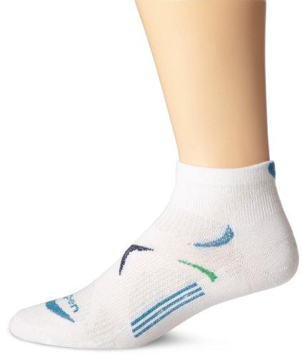 Lorpen Herren T3 Ultra Light Mini-Socken, Herren, weiß, X-Large