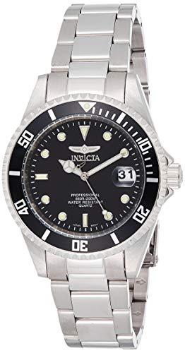 Invicta Pro Diver 8932OB nero Orologio Quarzo, 37.5mm, Nero, 8932OB