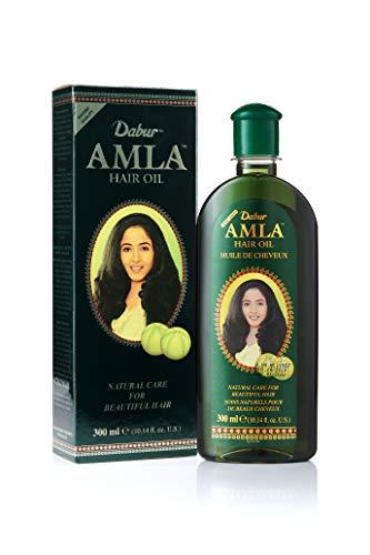 Dabur Amla Huile pour Cheveux pour la Croissance des Cheveux Naturels 300 ml