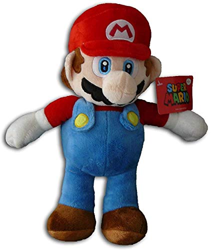 Super Mario Bros - Peluche Mario 33cm Calidad super soft