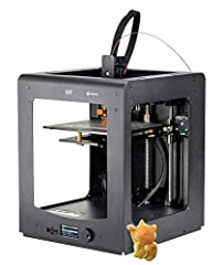 Ultra High Precision: This 3D printer supports layer resolutions as fine as 20 microns (0.02 mm), allowing you to make high-quality prints with smooth surfaces and ultra-fine details Quality Assurance/Technical Assistance: Live chat at Monoprice.com ...