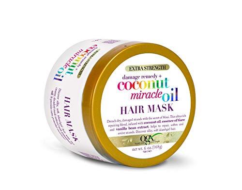 OGX Damage Remedy + Coconut Miracle Oil Haarmaske