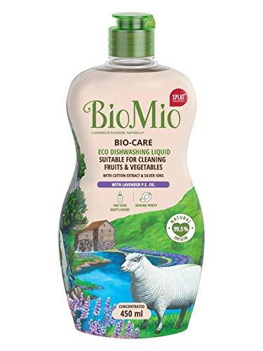BioMio Bio-Care Geschirrspülmittel Lavendel 450 ml