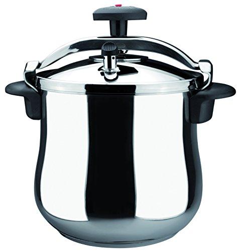 Magefesa 01OPSTAB010 Star B Stainless Steel Fast Pressure Cooker