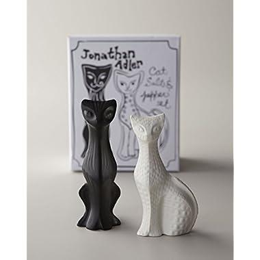 Jonathan Adler Cat Salt + Pepper
