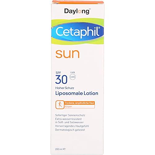Cetaphil sun Daylong 30 Lotion Körper, 200 ml Lotion