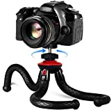 "Coku 12"" inch Flexible Camera Tripod Stand Bendable Travel GorillaPod Mini Tripods"