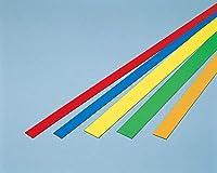 マグネットカラーテープ 0.8×20×1 緑 単位:1本入
