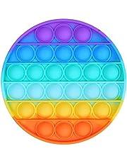 Blesser Pop Fidget Toy Pas Cher, Push Bubble Pop Jeux Jouet Sensoriel Anti Stress Enfan TDAH Adulte Objet Satisfaisant Pop Jeux