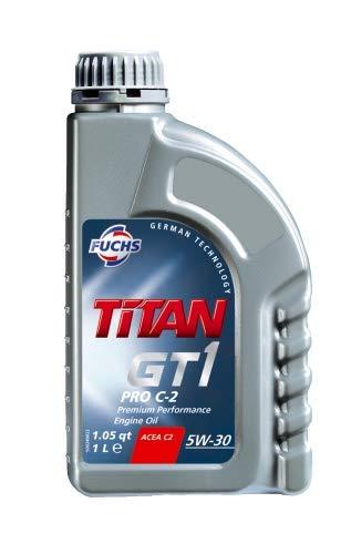 Fuchs 600514105 Motoröl Titan GT1 Pro C-2 5W-30 1L