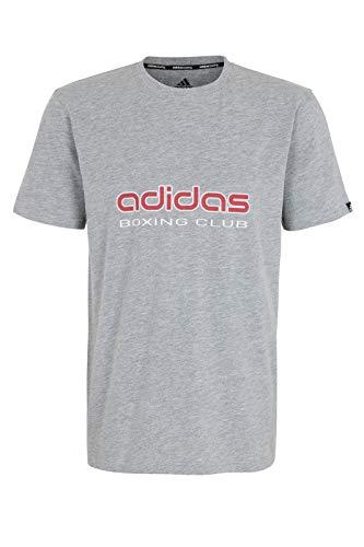 adidas Boxing Club T-Shirt grau Gr. XXL