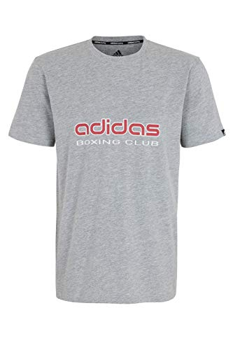 adidas Boxing Club T-Shirt grau Gr. S