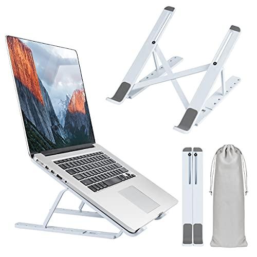 Soporte Portatil Mesa Laptop Stand Elevador Portatil Soporte Ordenador Portatil Ventilado Plegable...