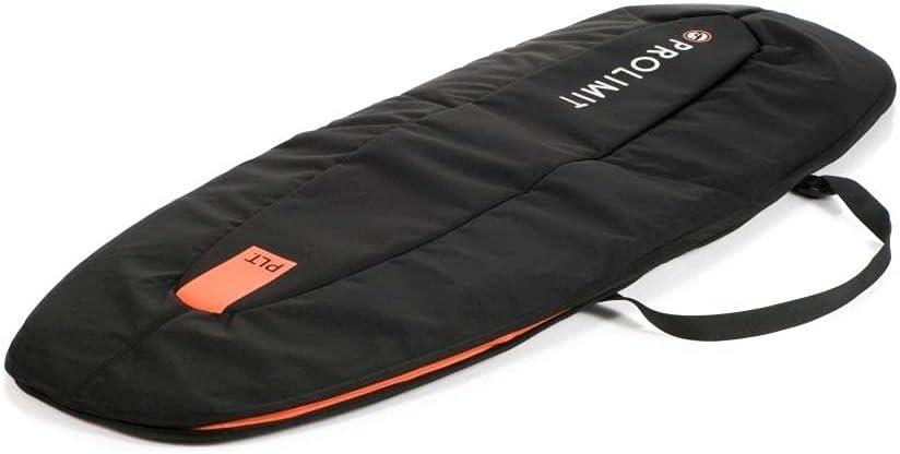 Prolimit Kitesurf Foil Board Bag - One unisex Black S Genuine Free Shipping Unisex Orange