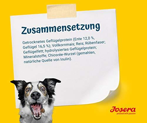 Josera SensiPlus Hundefutter mit Ente - 3