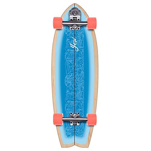"YOW Aritz Aranburu 32.5"" Surfskate"