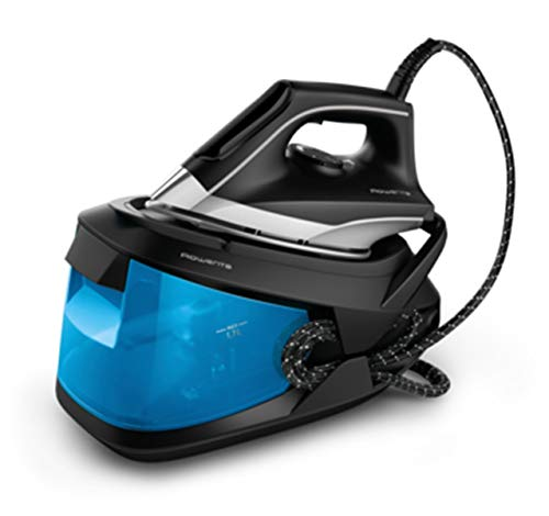 NAHANCO Rowenta Professional Compact Steam Pro, Clothing Iron, Black