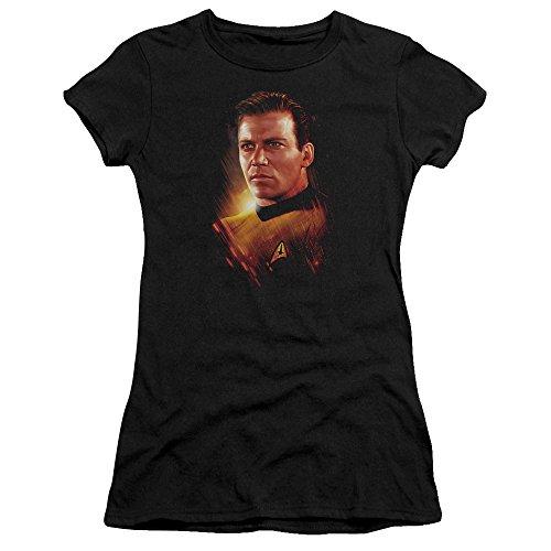 Star Trek/Epic Kirk - TREV-CBS1580-JS, XL, Negro