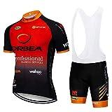 Conjunto Ropa Equipacion Traje Ciclismo Hombre para Verano, Maillot...