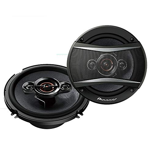 Pioneer TS-A1686S 6.5' 350W 4-Way TWEETERS CAR Stereo COAXIAL Speakers TS-A1686R