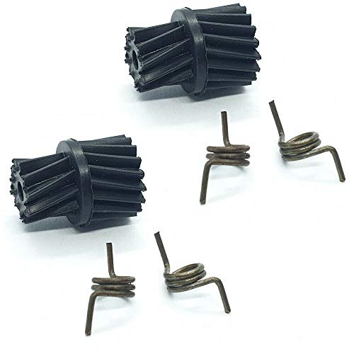 Türschloss Reparatur 4x Feder 2x Zahnrad für A209,W211,X164,W164,CL203,w203,S203,S211