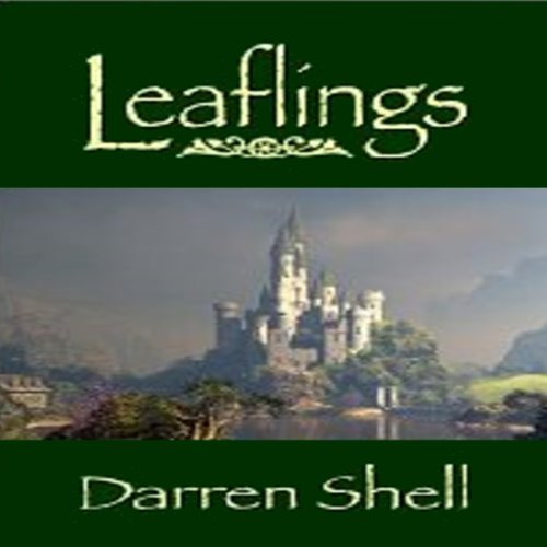 Leaflings audiobook cover art