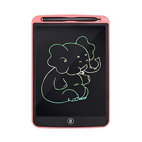 Somvierxzb LCD Tablet Children's Electronic Tablet 10 inch kleuren Gedeeltelijke Erasable Graffiti Lights kan herinneren Kleine Blackboard LCD Spelling Board een verscheidenheid van kleuren te kiezen
