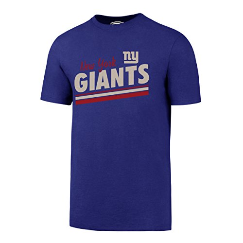 OTS NFL New York Giants Men's Rival Tee, Ascend, Small