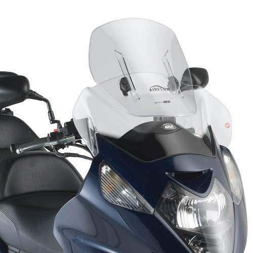 Parabrisas CUPOLINO ESPECÍFICO AF214 Honda Silver Wing 600 ABS 2001 2009 Moto GIVI
