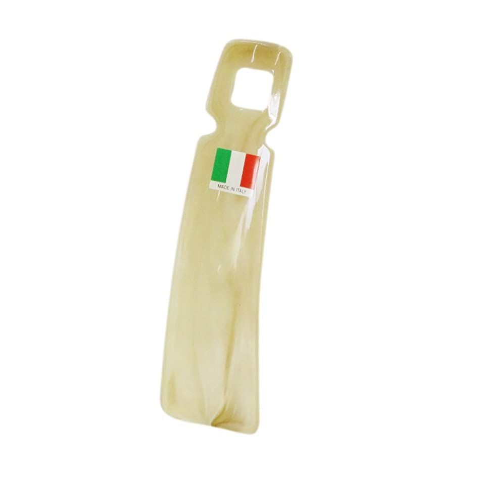 スタウトライン首相[近藤] ■イタリーヘラ E (中ベラ)■マーブル模様が美しいイタリア製 幅広タイプで使いやすい