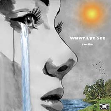 What Eye See