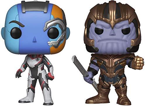 Funko UT-56454 Amazon bundle - Avengers Asst (Pop) Collectible Toy, Multicolour ...