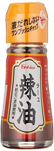 ハウス食品 ハウス 辣油 31g